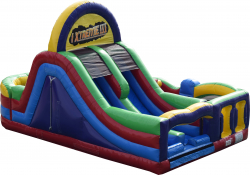 Xtreme 29 Ft Obstacle Course (59 ft condensed obstacle cours