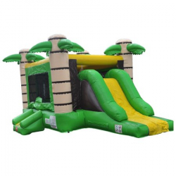 Tropical Combo & Slide 20ft