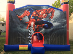 Spiderman Castle & Slide