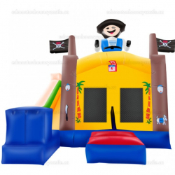 Pirate Castle & Slide