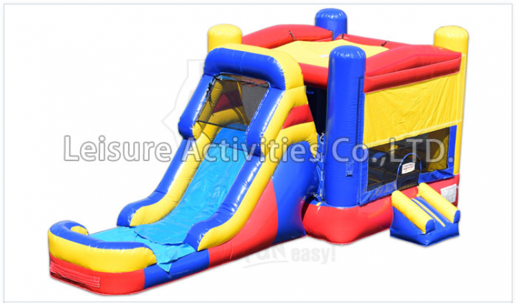 Red/Blue Combo with Slide (WET SLIDE)